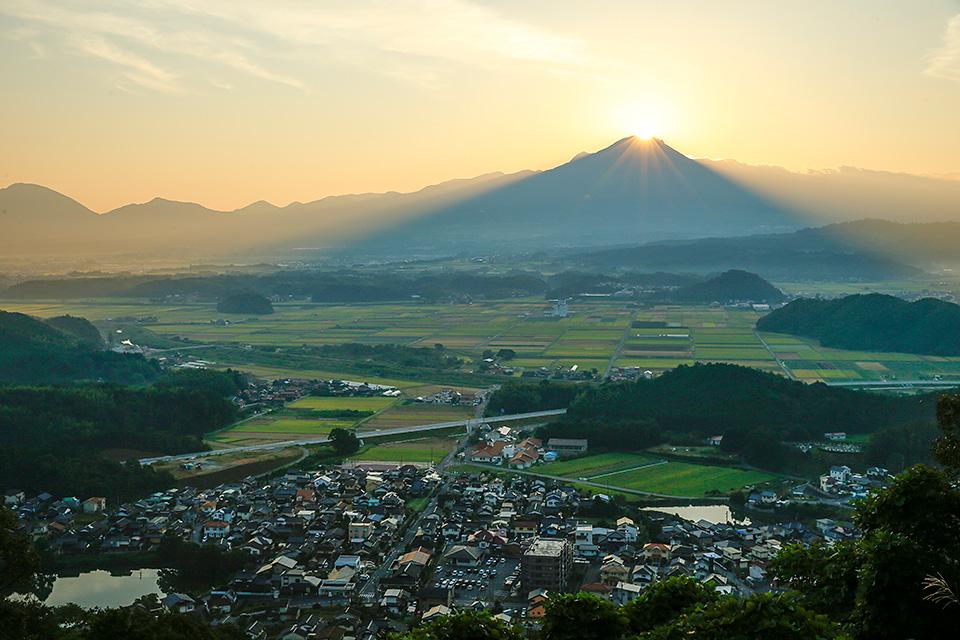 故郷(鳥取)の土地、言葉に触れる